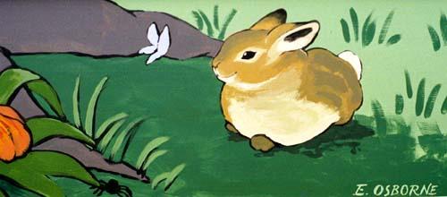 Detail, Bunny