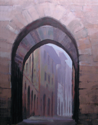 Arches, Italy