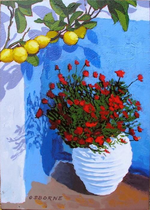 Lemons, Greece.