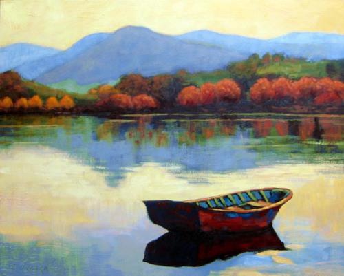 Still Boat